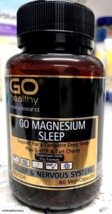 go magnesium sleep review